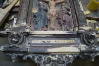 renowacja tablic drogi krzyżowej