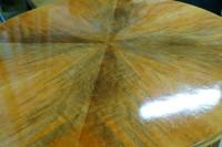 renowacja stolika, stolik prl