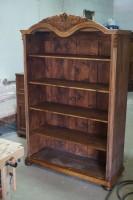 szafa w stylu ludwik filip, renowacja szafy