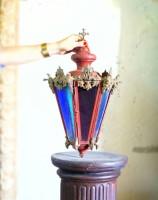 stara lampa, antyki na sprzedaż