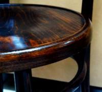 renowacja krzeseł Thonet