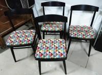 krzesła z fabryki Ton (thonet)