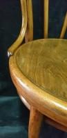 krzesło Thonet po odnowieniu