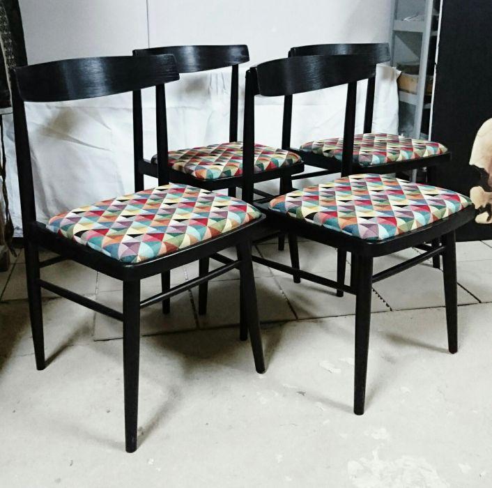 krzesła (thonet) TON po odnowieniu