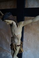 renowacja krucyfiksu, odnowienie krzyża, antykikr, renowacja oława, antyki wrocław