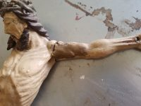 renowacja i odnowienie krucyfiksu, krucyfiks, krzyż, antyki k&r, renowacja wrocław
