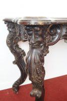 stolik barok, rzeźbiony, antykikr, antyk, antyki k&r, stolik neobarokowy, antyk, antyki k&r, antykik