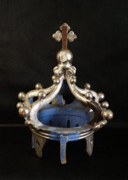 korona, antyki, antyki K&R, wotywna korona, antykikr,