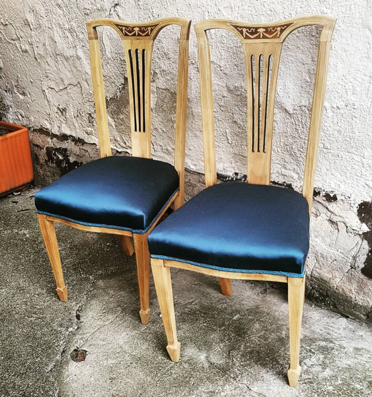 krzesła angielskie, antykikr, antyki, edwardian chairs, klasyczne krzesła